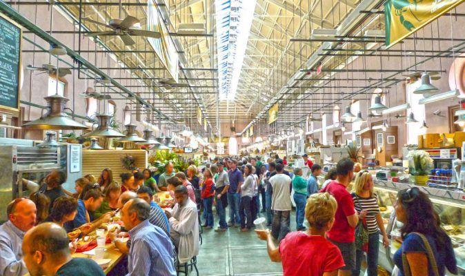 Washington DC's Eastern Market
