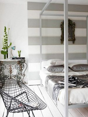 Mellow bedroom by Tricia Guild - one of my all time design favourites