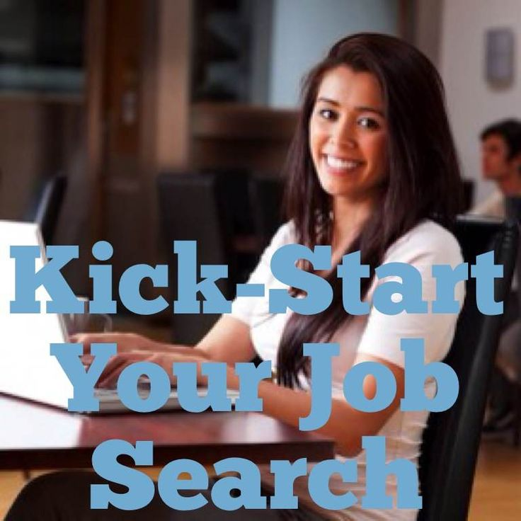 The Job Search Can Seem Pretty Daunting. Here Are 5 Ways To Kickstart The  Process Via The Daily Muse