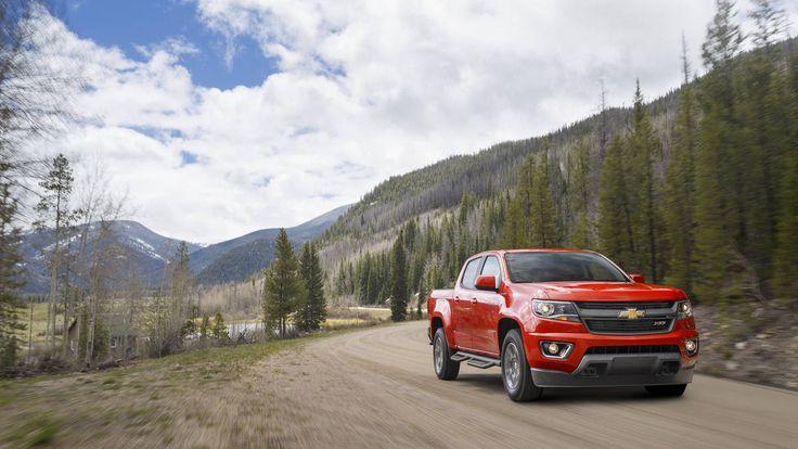 Chevrolet prices Colorado diesel at around $31,700.