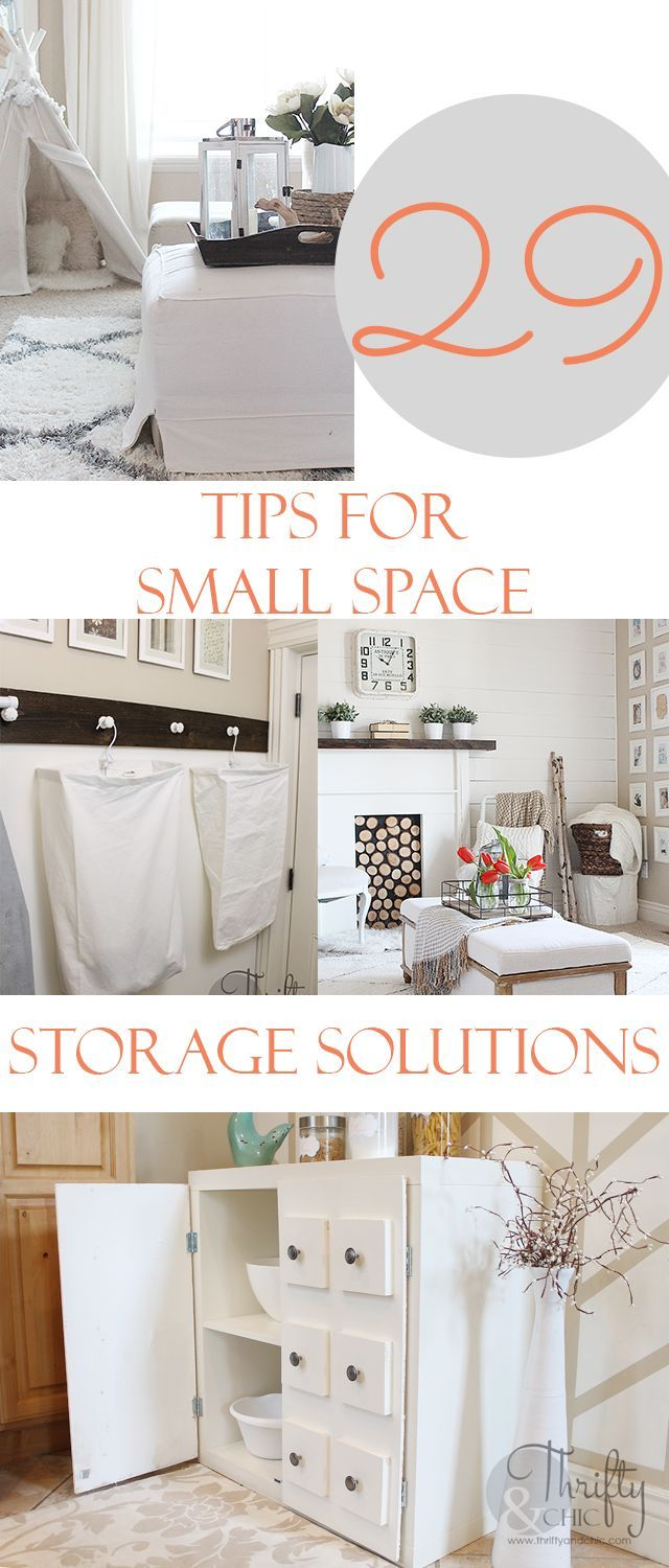 Small Space Storage Solutions Especially For When You Don