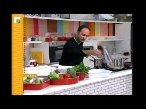 سمكة حرة   ليالي لبنان   شوربة الخضار - Chef Chadi Zeitouni
