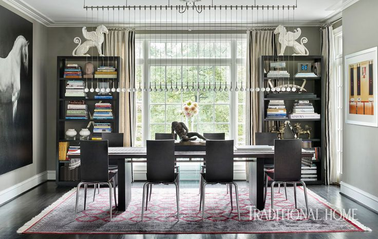 Designer Vern Yip's Georgia Home: Designer Vern Yip travels the planet, but his favorite place is home, where memories of special places, times, and people surround him (Photo:Traditional Home)