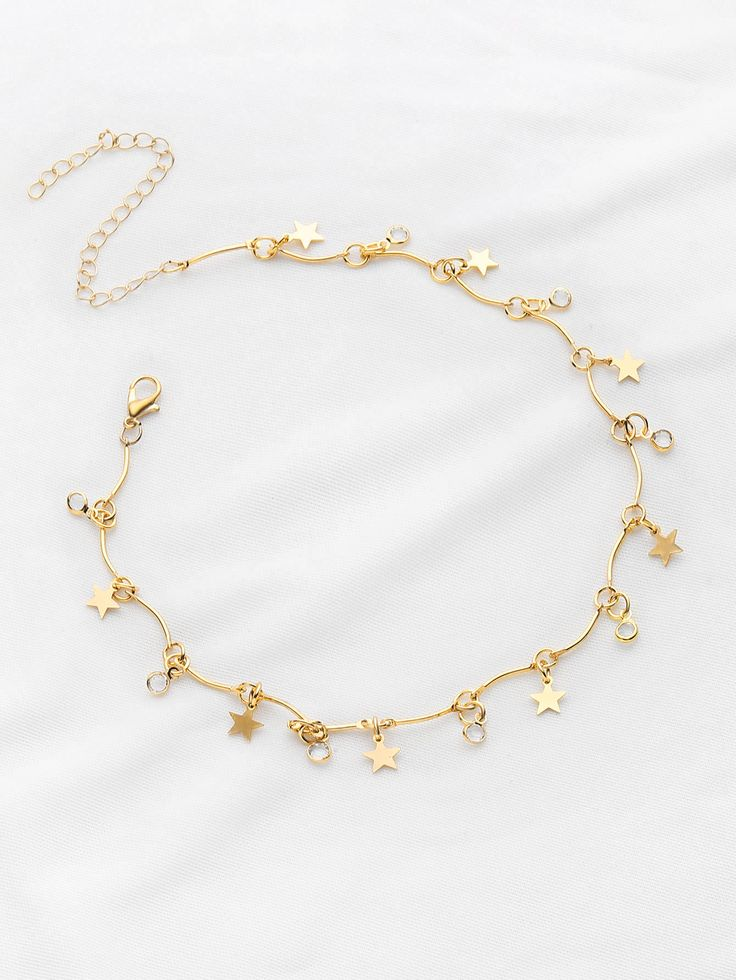 Shop Star Detail Choker Necklace online. SheIn offers Star Detail Choker Necklace & more to fit your fashionable needs.