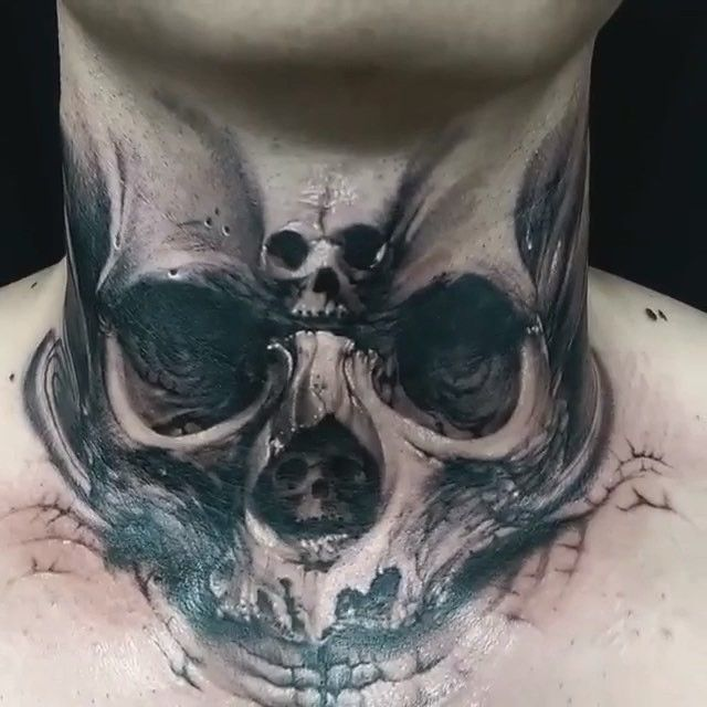 Watch it move. More incredible work from @mattjordantattoo owner of @shipshapetattoo in #NewZealand #SullenFamily #TogetherWeRise