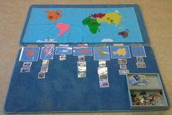 Wereldkleed - MontessoriNet