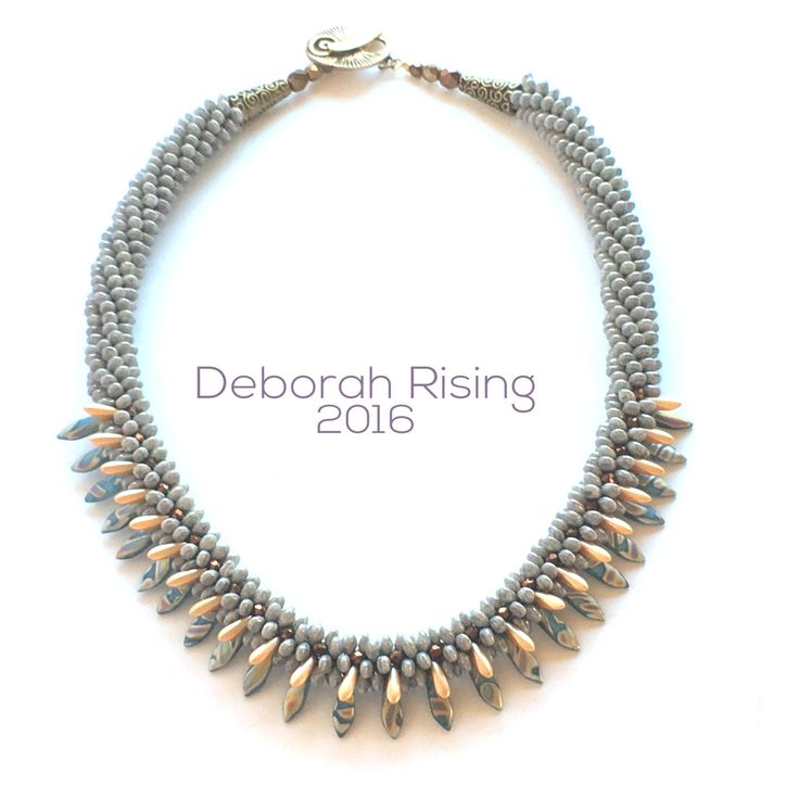 Banguru is all about Vivid Expression Jewelry, so we bring to you this tantalizing Beaded Kumihimo Necklace. This is a classic braid created using the