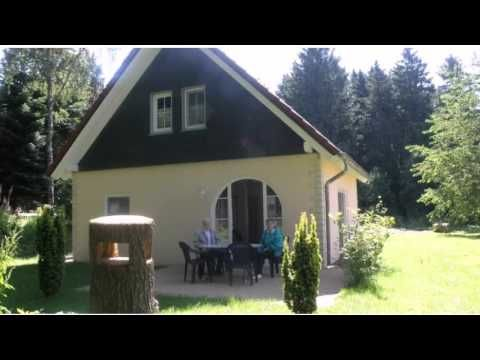 Holiday home Bungalowpark Schnee-Eifel 2 - Sellerich - Visit http://germanhotelstv.com/holiday-homepark-schnee-eifel-ii These holiday villas were built in 2009. They are in a separate part of the small Schnee-Eifel Bungalow Park. The villas are in spacious grounds and have every convenience you would expect today. -http://youtu.be/tU86hM0Uozw