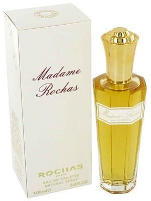 Madame Rochas - this brings back memories!  This was a beautifully light perfume, perfect for summer.  Still available in the shops.