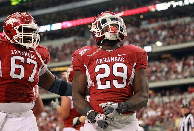 arkansas razorbacks football | Arkansas Football 2011: 5 Potential Bowl Destinations for the ...