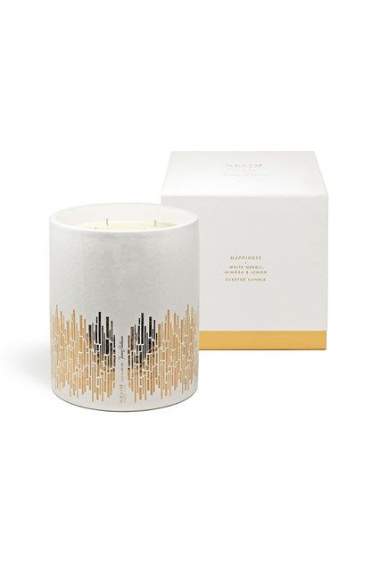 Heaven Scent - Jenny Packham collaborates with Neom Organics