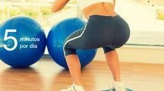 Saiba como manter o corpo em forma com exercícios simples