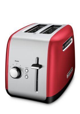 KitchenAid  2- SLICE TOASTER EMPIRE RED
