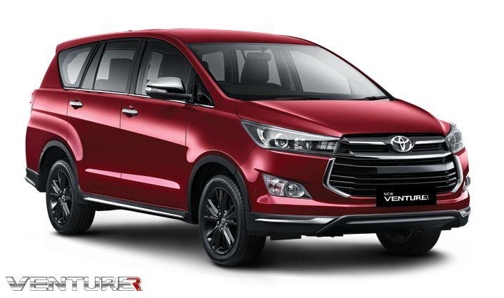 2018 New Toyota Venturer Review, Harga, Spek, Gambar dan ...