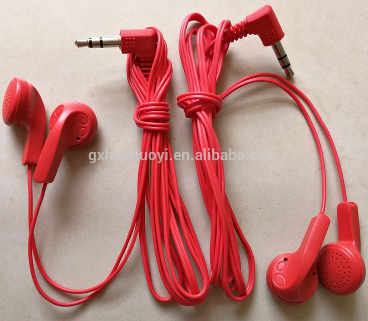 Get Free sample cheap earbuds/earpiece/promotional earphone for airline/single use earplugs from factory/earphone
