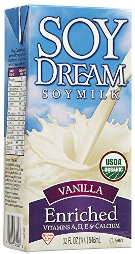Dream Soy Milk - Enriched Vanilla - 32 oz -- Check this useful article by going to the link at the image.