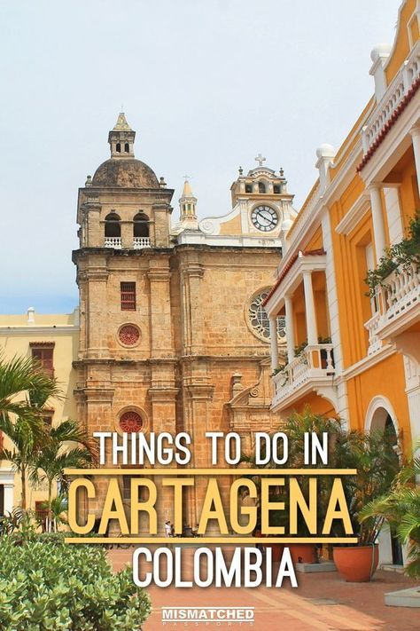 Cartagena, Colombia is undoubtedly one of the most beautiful colonial cities in Latin America. Check out this post for some of the best things to do in this incredible city.:
