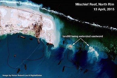 Mischief Reef http://thediplomat.com/2015/04/south-china-sea-chinas-unprecedented-spratlys-building-program/