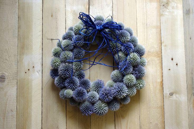 Vánoční věnce - Nové vánoční věnce z různých materiálů a v různých barvách.  ( DIY, Hobby, Crafts, Homemade, Handmade, Creative, Ideas)