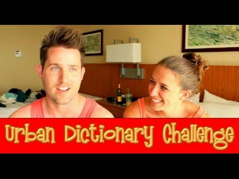 Urban Dictionary Challenge