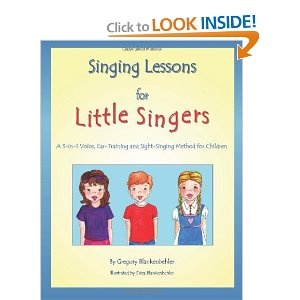 Written for teachers or parents of young children, Singing Lessons for Little Singers offers exciting songs and exercises based on proven pedagogical principles and healthy vocal technique for use in solo or group voice lessons. This revolutionary method combines a system of voice-developing technique exercises with an ear-training and sight-singing course and a collection of enjoyable songs with entertaining lyrics and delightful illustrations.