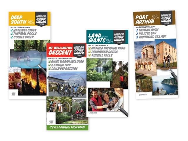 Brochure design for UDU