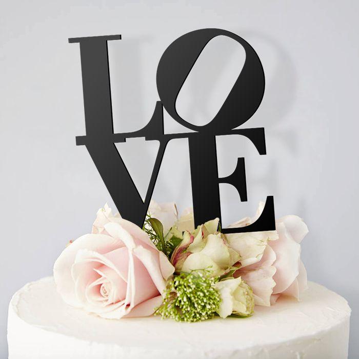#topper we wzorze #love :) #dekoracja #ślubna #weddng #decor #caketopper #dodatek #ślub #wesele #plexi #tort #design #modern