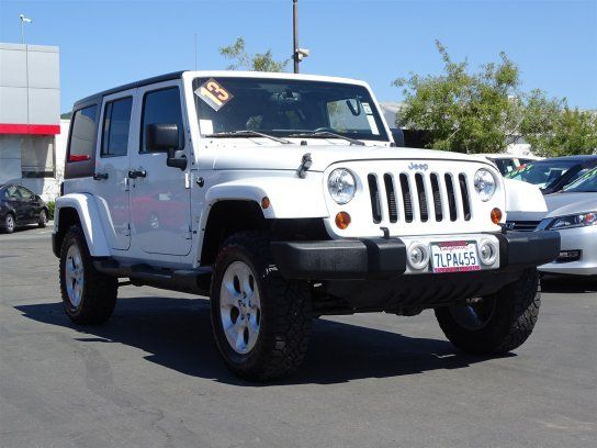 Sport Utility, 2013 Jeep Wrangler Sahara with 4 Door in San Rafael, CA (94901)