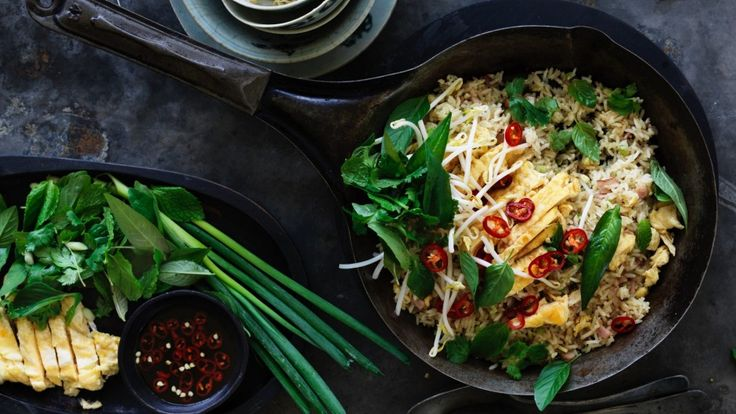 Kylie Kwong's everyday fried rice recipe