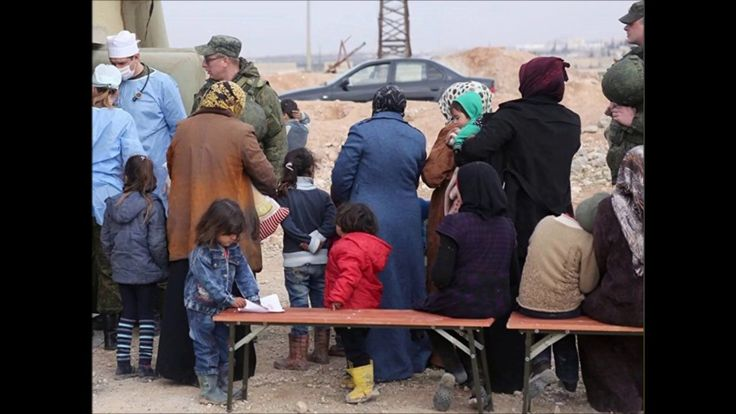 Syria Crisis: Around 20,000 residents returned to Syria's Homs since mil...