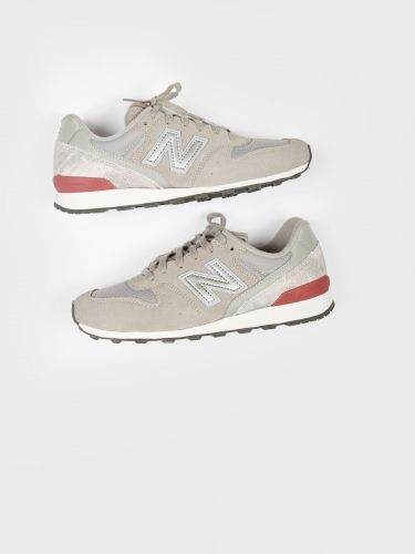 New Balance - WR996 CCB Grey Red - Antic Boutik
