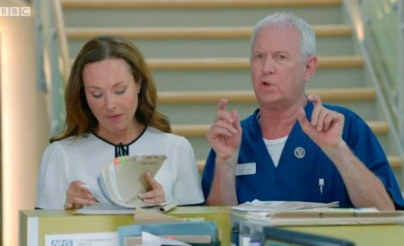 Casualty (30/15) Connie and Charlie