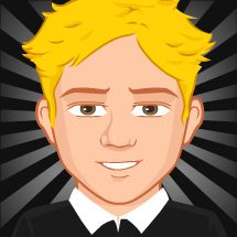 Checkout this avatar created by corbyjay via pickaface.net