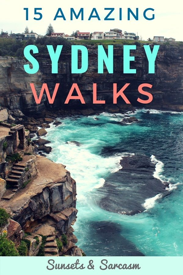 15 Best Walks in Sydney
