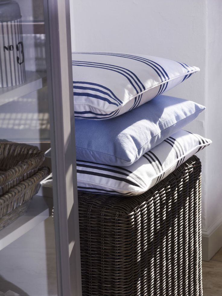 Lene Bjerre - SPRING 2013. LAURIE and SIGNIA UNI cushions.