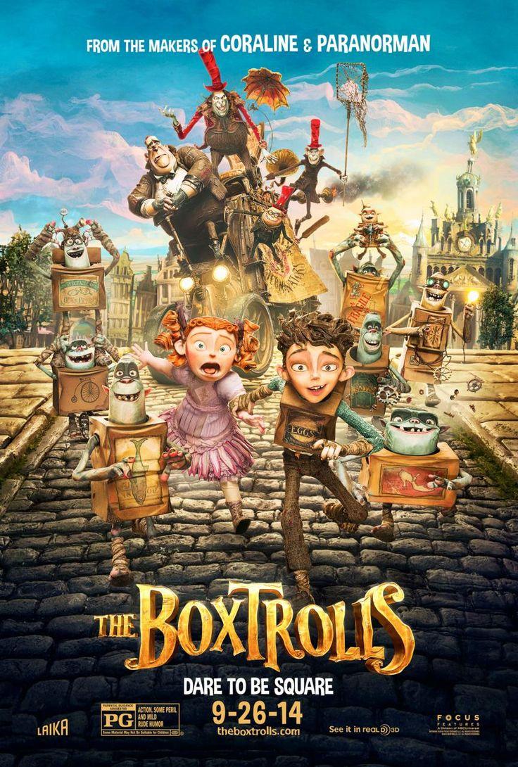 Watch the boxtrolls online 2014 movie2k watch movies online free movie2kto in http