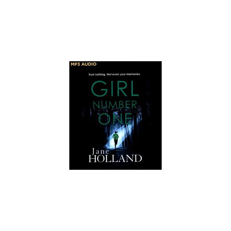 Girl Number One (MP3-CD) (Jane Holland)