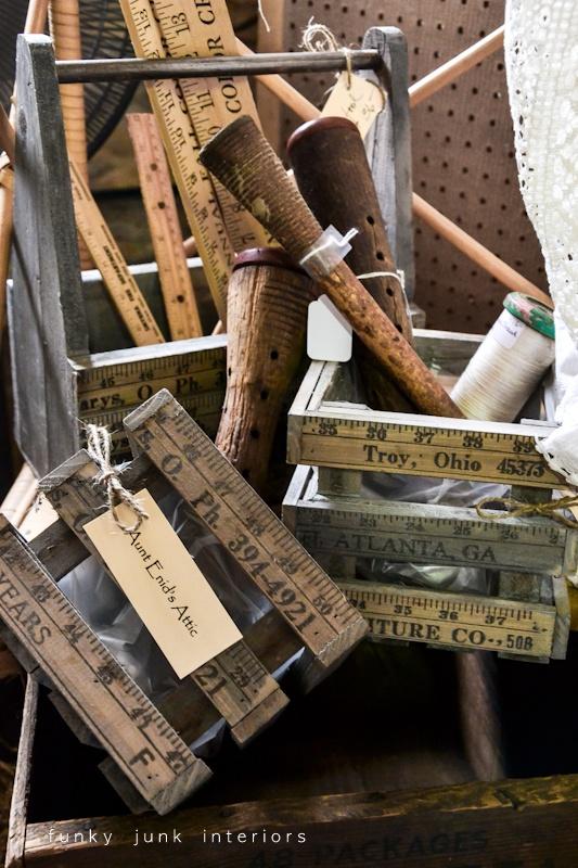 Attractive Old Yard Sticks