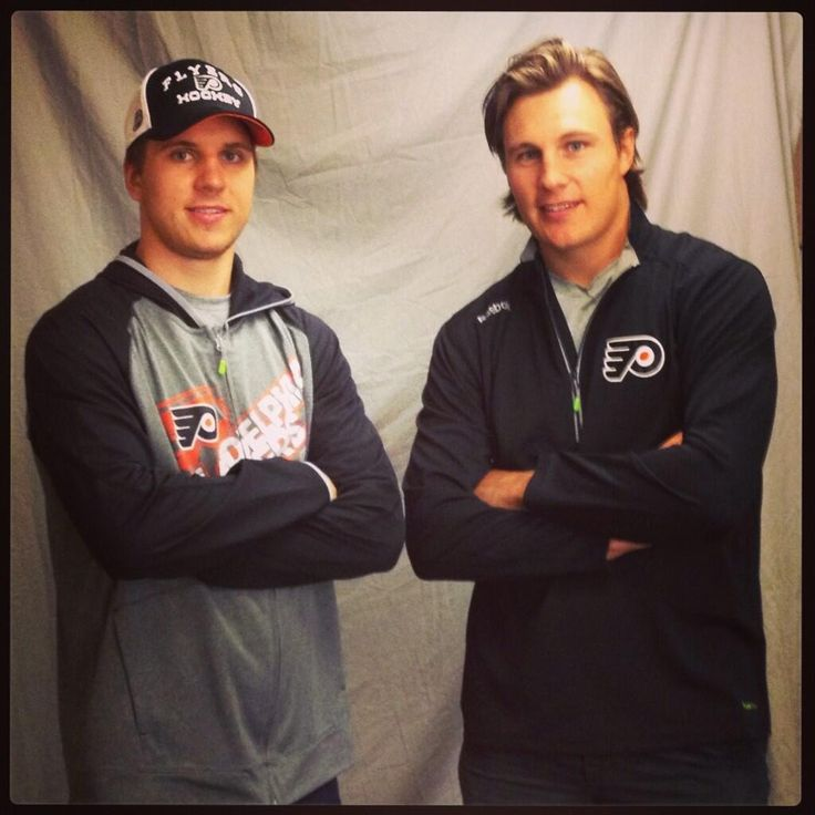Luke and Brayden Schenn