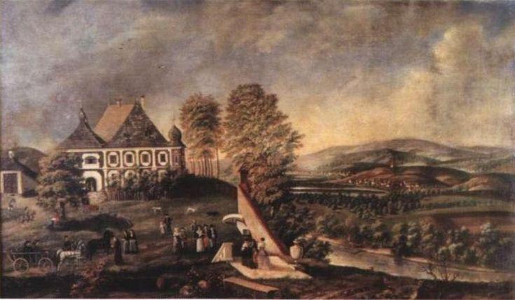 Castelul Teleki ,Uioara de Sus ,Ocna Mureș