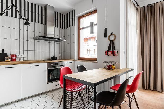 Kuchnia Z Jadalnia W Industrialnym Stylu Home Decor Interior Kitchen