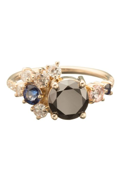 Unique engagement ring ideas