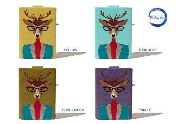 Ipad Sleeve Sir Deer Ipad Pro Cover Ipad Pro Accessories Case Cellphone Etsymktgtool Deer Deersleeve Ha Macbook Covers Macbook Sleeve Macbook Air Case