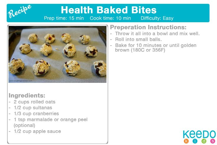 Health Baked Bites http://laughingkidslearn.com/2013/11/healthy-bite-recipe-toddlers-can-make.html/