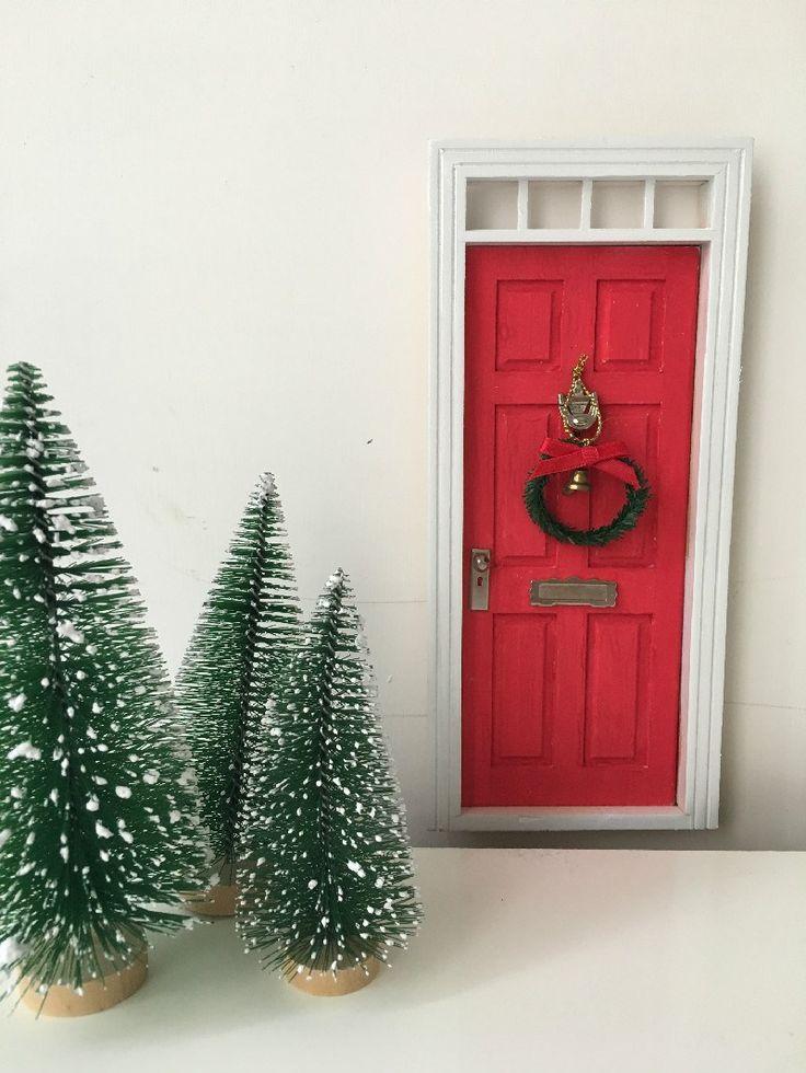 39 Best Elf Door Images On Pinterest Tooth Fairy Elf