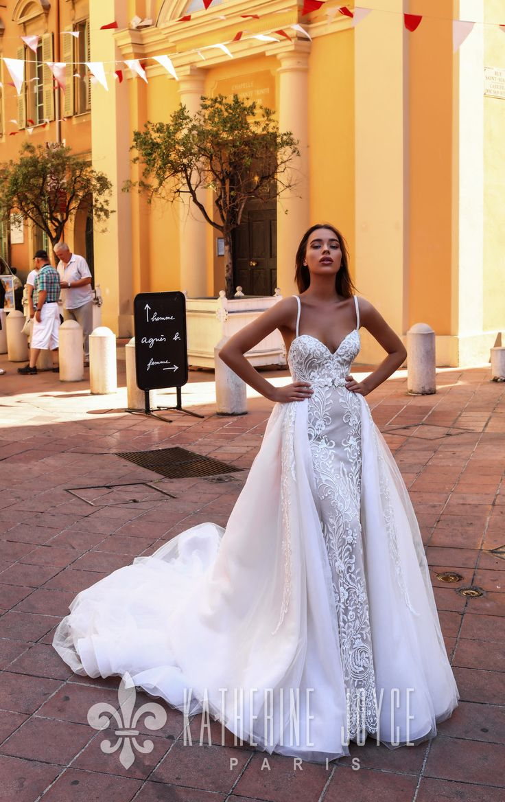 18 best Luxury wedding dresses by Katherine Joyce [Collection Ma ...