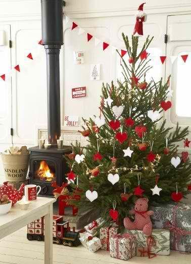 christmas tree decoration ideas 31