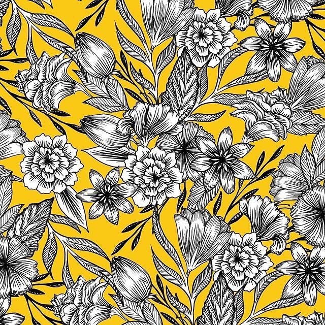 1000+ Ideas About Floral Print Wallpaper On Pinterest
