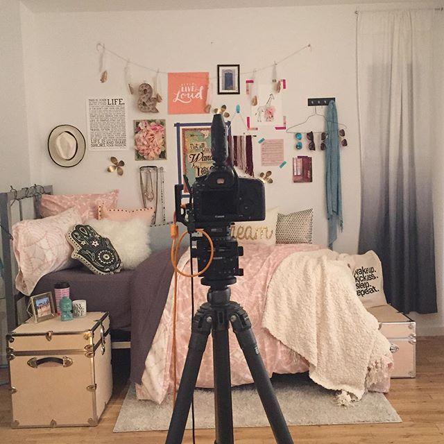 #college #dorm #room #apartment #idea