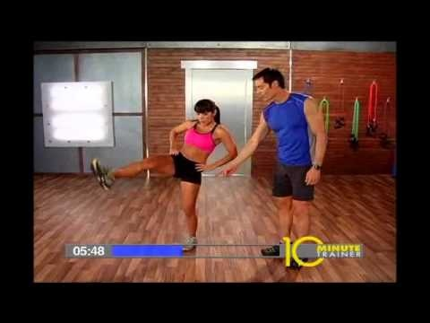Tony Horton 10 minute trainer-lower body workout - YouTube  http://www.teambeachbody.com/shop/-/shopping/10MinTrainer?referringRepId=251276